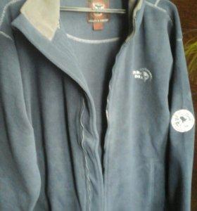 Флисовая новая куртка