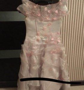 Детское, праздничное платье