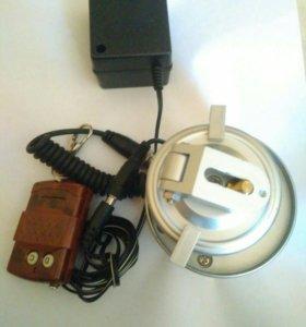 Автоматическое дистанционное поворотное устройство