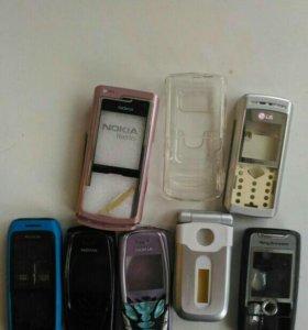 Корпуса и телефоны