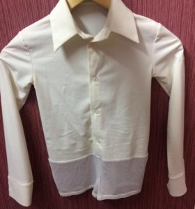 Рубашка для занятий бальными танцами