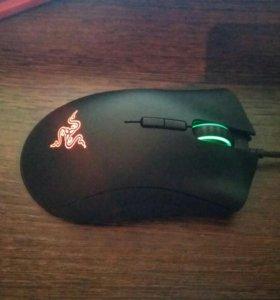Игровой комплект Razer (клавиатура + мышь)