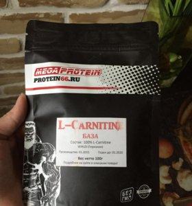 L-carnitine 100%