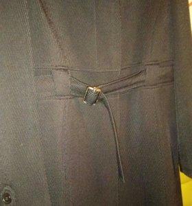 Пальто женское весенне-осеннее, размер 48