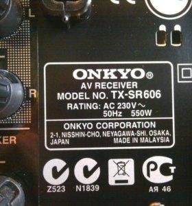 Onkyo TX-SR606E