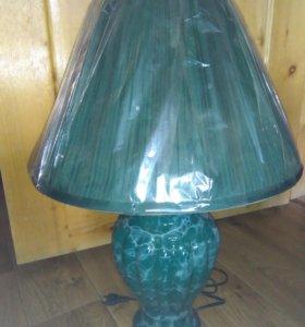 Лампа настольная 56 см