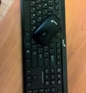 Клавиатура+мышь