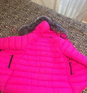 Зимняя куртка, только новая  !