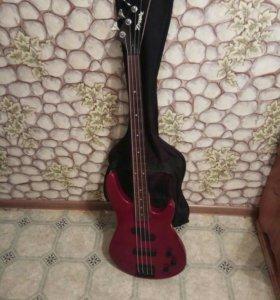 Бас- гитара Zombie js-40
