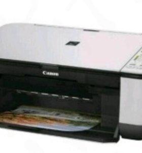 МФУ Canon pixma mp 250
