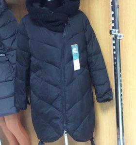Пальто новые зима 12500