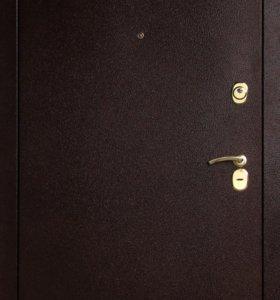 Изготовляем металические двери на заказ