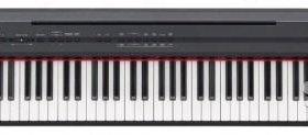 Цифровое пианино Yamaha Digital Piano P-105