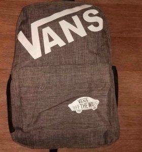 🎒 рюкзаки VANS