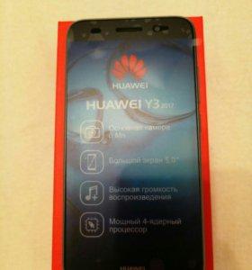 Сотовый телефон HUAWEI Y3 2017