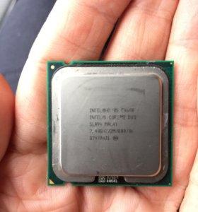 Intel core 2 duo E4600