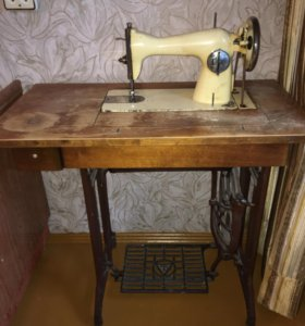 Tikka ножная швейная машинка