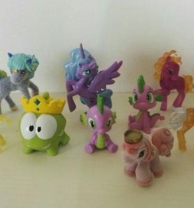 Игрушки sweet box  my little pony