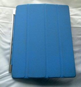 Голубая крышка чехол на планшет