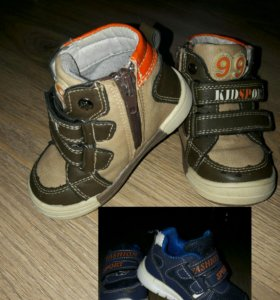 Детские ботиночки + кроссовки