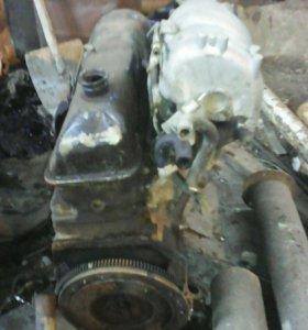 Двигатель от ВАЗ
