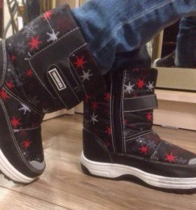 Обувь. Дутики зимние детские