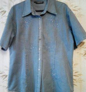 Рубашка р.52