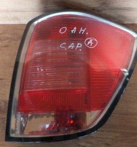 Фонарь задний правый Opel Astra H (универсал)