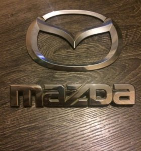 Эмблемы Мазда