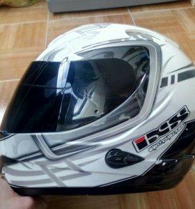 Качественный мото шлем