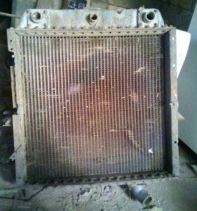 Радиатор на МАЗ
