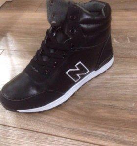 Обувь.Зимние кроссовки