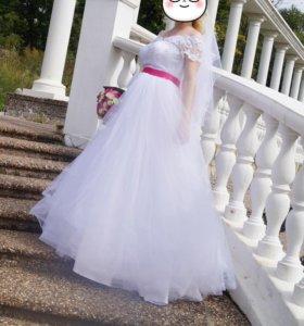 Счастливое свадебное платье (торг)