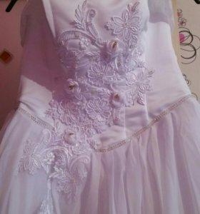 Свадебное платье!Торг!