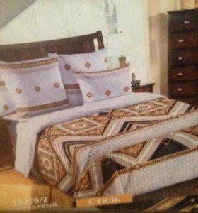 Комплект постельного белья 2-ух спальный