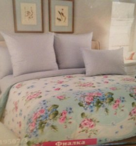 Комплект постельного белья 1.5- спальный