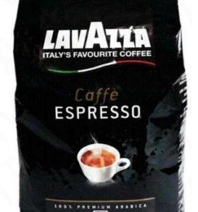 Lavazza Espresso, кофе в зернах (1 кг.), арабика