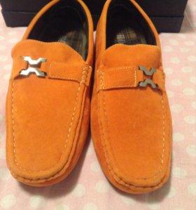 Новые Мокасины туфли мужские размер 43