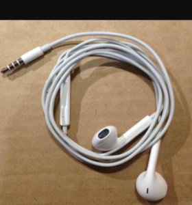 Наушники от iPhone 5s