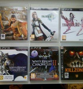 Иргы для PS3