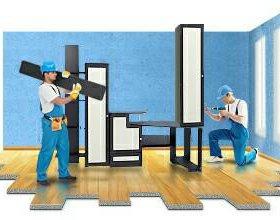 Профессиональный сборщик мебели