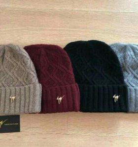 Женские шапки Giuseppe Zanotto. 3 цвета