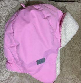 Зимняя шапка Crockid