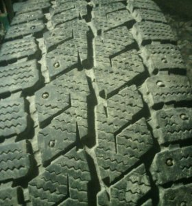 Gislaved NordFrost 205/70R16C - 1шт