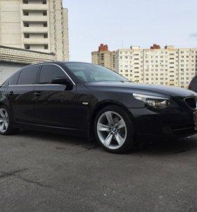 BMW 520 e60 рестайлинг