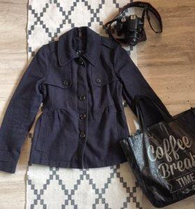 Укороченое пальто TopShop