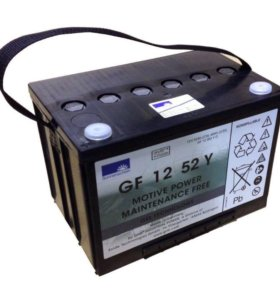 Гелевый аккумулятор Sonnenschein