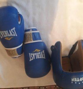 Боксёрский комплект EVERLAST+TOP TEN