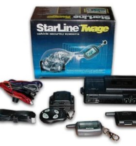 Автосигнализация Starline Twage