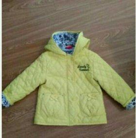 Куртка (весна